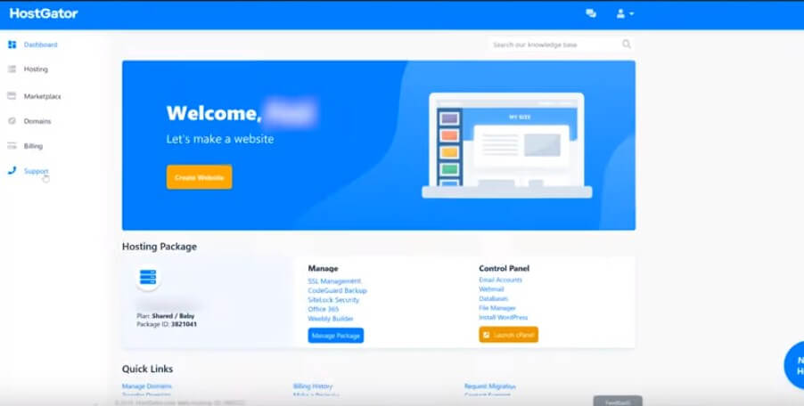 Hostgator Review 2019